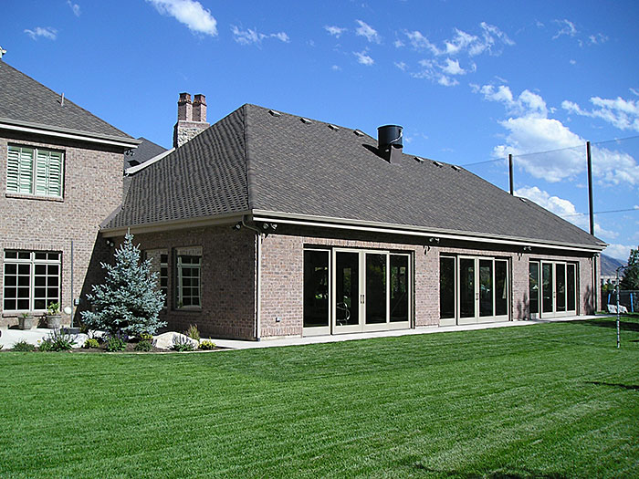 Patten Poolhouse